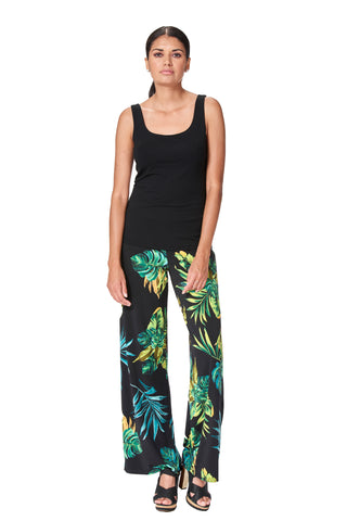 Jungle - 4503 - Pull-On Wide Leg pant