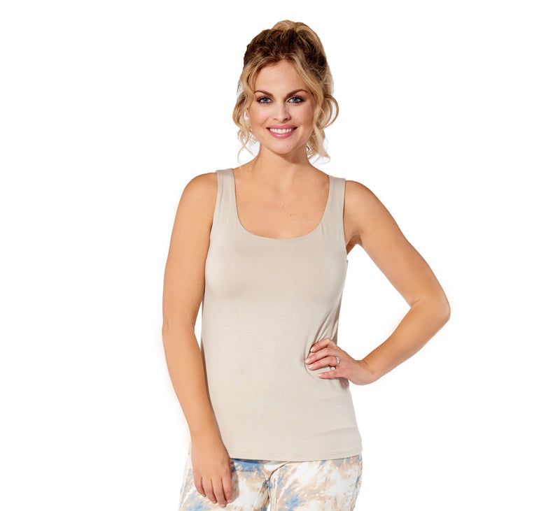 Marie Solid  Rayon Camisole
