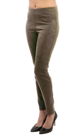 Laredo - 4301 - Faux Suede Skinny Pant