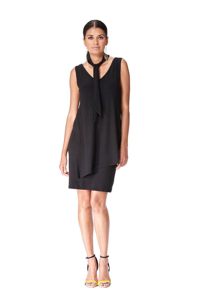 Milano Sleeveless Reversible Dress