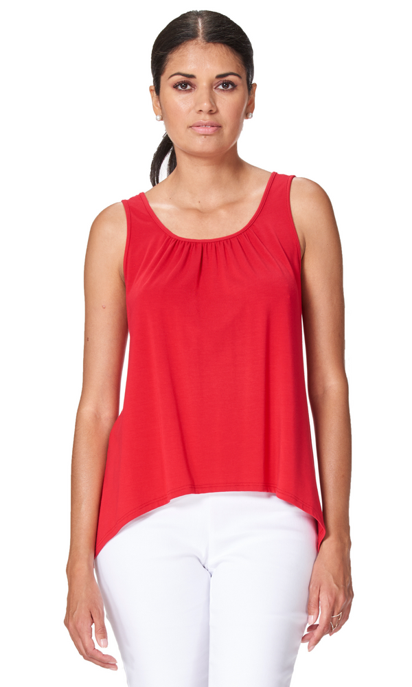 Lilianne - 9122 - Sleeveless Top