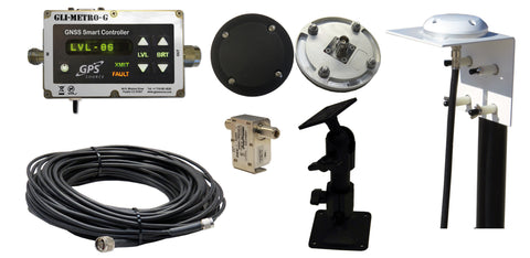 GPS amplifier kit, GLI Metro, GNSS amplifier