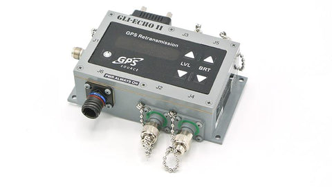 GLI-Echo II 1x4 Smart Repeater for Mil-Spec GPS Retransmission