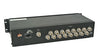 GPS Integrated Rack Mount Splitter 1 x 16 outputs - IRMS116
