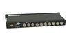 GPS Integrated Rack Mount Splitter 2 x 8 outputs - IRMS28