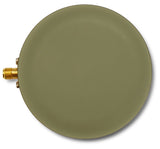 MIL-STD Ruggedized L1L2 Antenna, Active with Side Mount