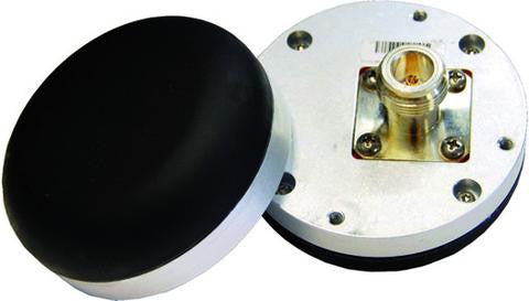 Ruggedized L1L2 Antenna, Passive (Transmit) Bottom Mount - L1L2-2GP