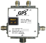 Military Qualified 2 x 2 GPS Splitter - MS22