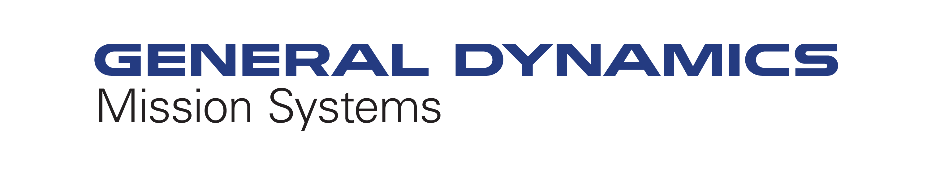 General Dynamics Mission Systems logo