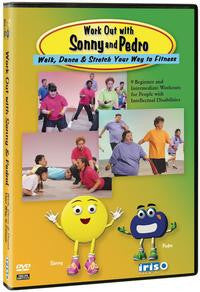 Work Out with Sonny & Pedro: Walk, Dance and Stretch Your Way to Fitness