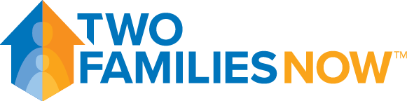 Two Families Now - Parenting Resources logo
