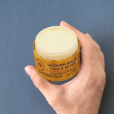 Vetiver Face & Beard Balm