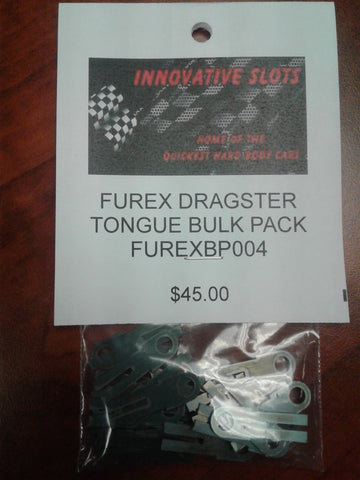 FUREX DRAGSTER TONGUE BULK PACK FUREXBP004
