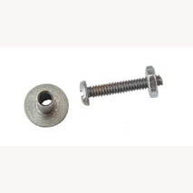 PAR355B - - Replacement Turbo Trigger Pin and Screw/Nut.