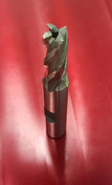 HSS MULTI-FLUTE CENTERCUT END MILL - Innovative Slots