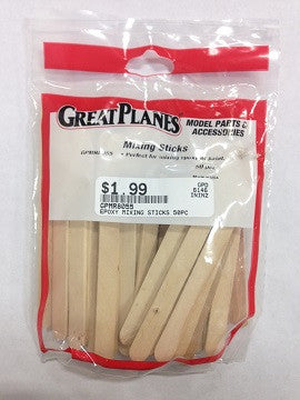 GREAT PLANES WOODEN STIR STICKS - Innovative Slots