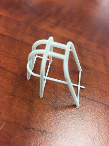 Shapeways dragster roll cage