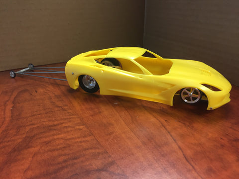 2014 Corvette Anthony M. Top Stock all new Innovative parts