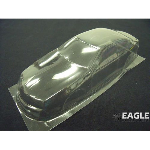 Dodge Avenger P/S Lexan Drag Body  JDS3039