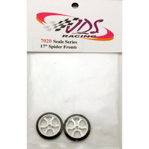 "JDS7020 JDS SCALE SERIES 17"" SPIDER WHEELS - Innovative Slots"