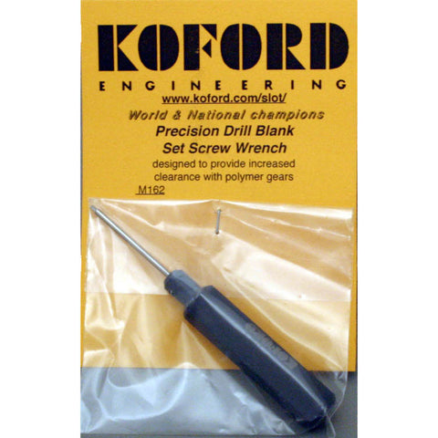 KOF162 - Precision gear and wheel wrench with reduced diameter.