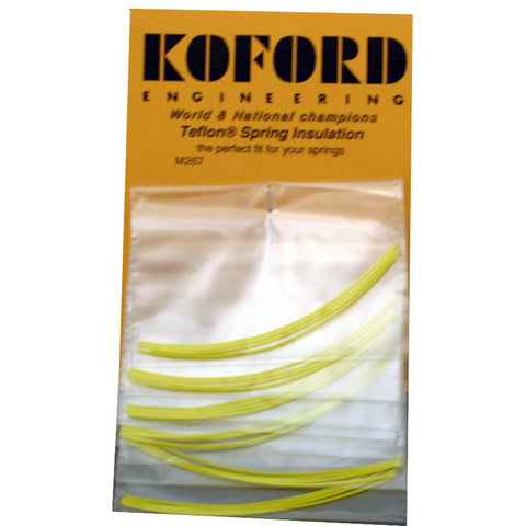 KOFORD KOF267 TEFLON SPRING INSULATION - Innovative Slots