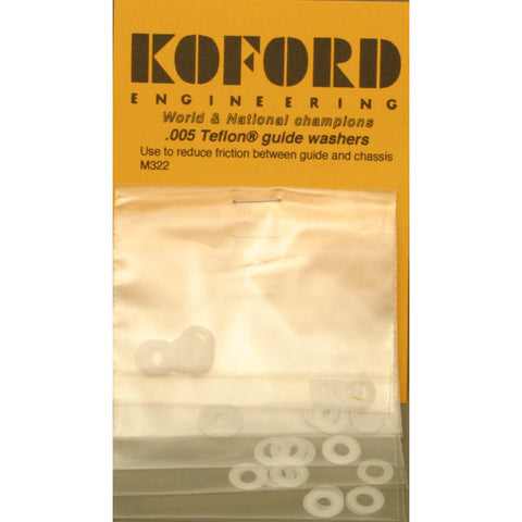 KOF321 KOFORD .010 BRONZE GUIDE WASHER - Innovative Slots