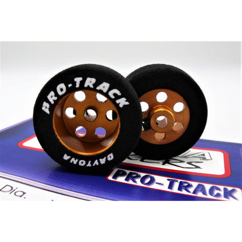27mm x 10mm Rear Gold 1/8 Axle ProTrack PRON330G