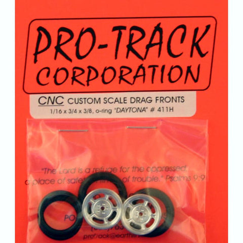 PTM411H PROTRACK FRONTS 1/16 X 3/4 DAYTONA - Innovative Slots
