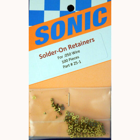 SONIC .050 WHEEL RETAINERS -SON25-1 - Innovative Slots