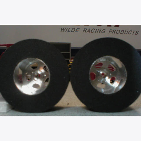 WRPW-01 - Halibrand 5/8 Hub .500 X 1 3/16 Fish Tires - Innovative Slots
