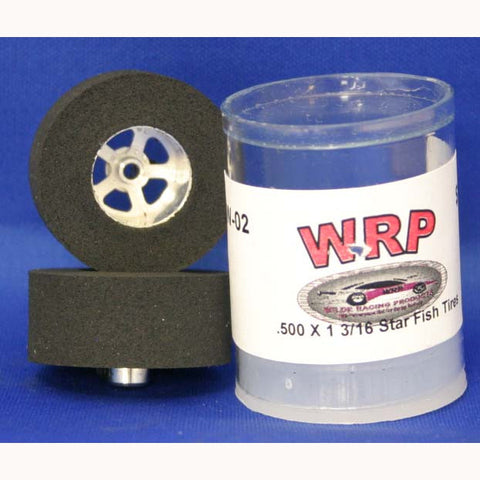 WRP STAR WHEELS 1 3/16X.500 -WRPW-02 - Innovative Slots