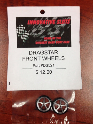 DRAGSTAR FRONT DS521 - Innovative Slots