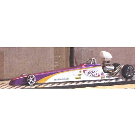 JDS3009  S/C DRAGSTER BODY - Innovative Slots