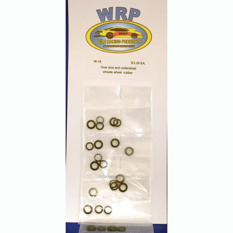 WRP OVER & UNDERSIZED TIRES FOR WHEELIE WHEELS WRPW-18