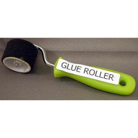 WWGR - Shut Down Glue Roller, takes the mess out of putting glue on the track.