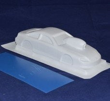 SL60S Straightlines Cobalt P/S Coupe Unpainted Styrene Body - Innovative Slots