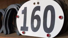 Magnetic Number Pins