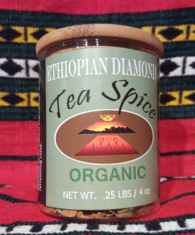 Tea Spice - 4 oz