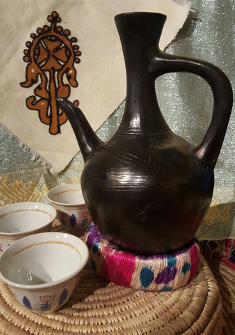 Ethiopian Coffee Pot - $30