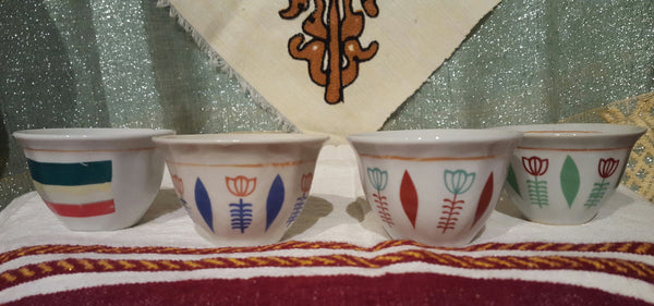 Ethiopian Coffee Cup - Set of 3