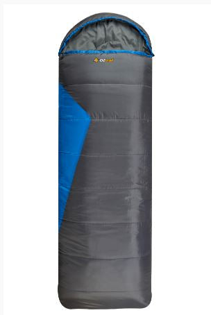 Blaxland Hooded Sleeping Bag Jumbo