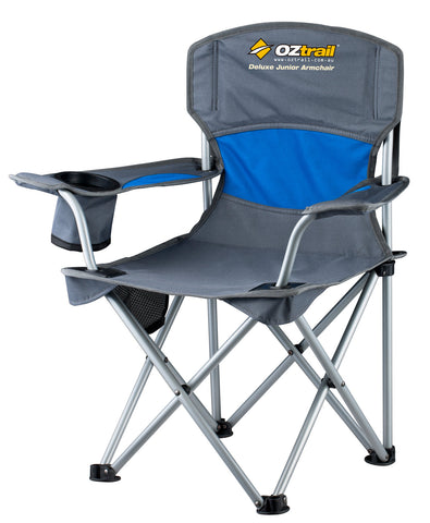 OZtrail Junior Deluxe Arm Chair