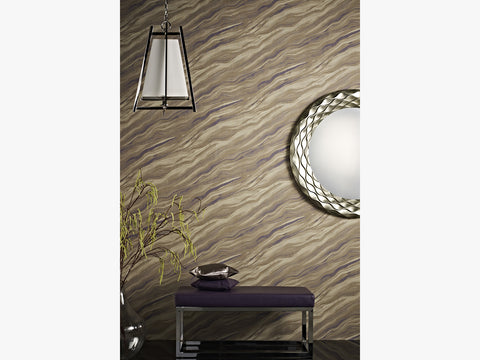 Prestigious Textiles wallcovering with a contemporary design available from WB Jamieson