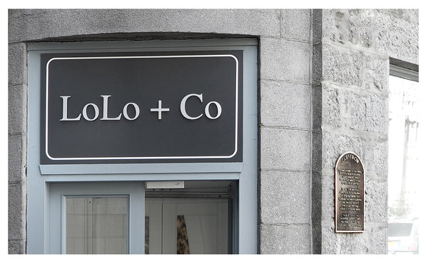 LoLo + Co. Womens boutique in aberdeen