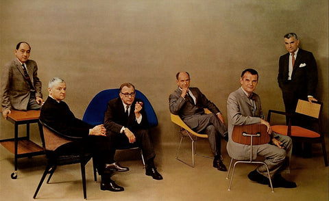 Charles Eames in an issue of Playboy