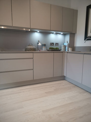Amtico kitchen flooring - WB Jamieson