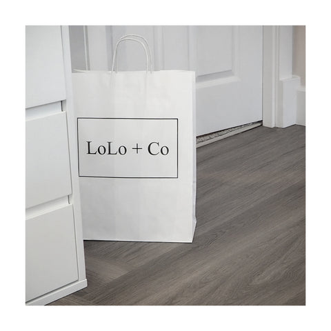 LoLo + Co Branding and Amtico Flooring
