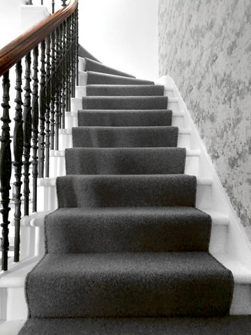 Stair runner Victorian property - WB Jamieson