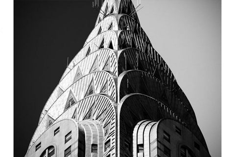 Art Deco - Chrysler Building NYC - WB Jamieson